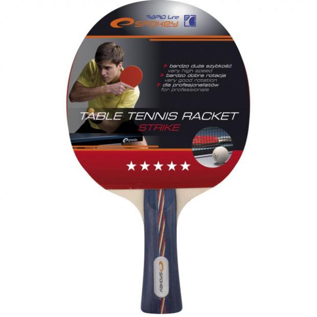 Raketa na stolný tenis Spokey STRIKE FL