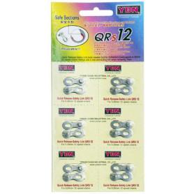 Spojka řetězu MAX1 12 speed, na kartě (cena za 6 ks)