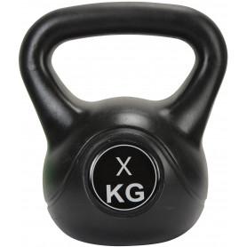 Činka kettlebell Exercise Black, 22 kg