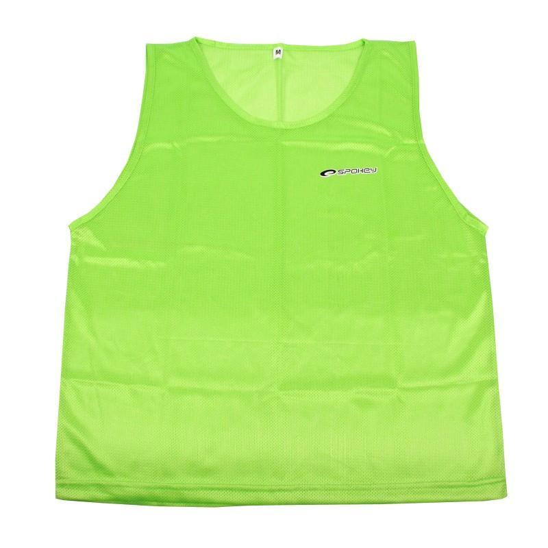 Rozlišovací dres Spokey SHINY - zelený