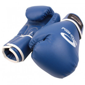 Boxerské rukavice Spokey Benten 10 oz blue