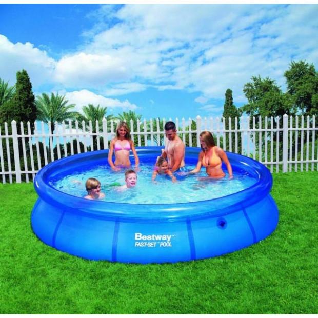 Samostaviteľnej bazén BESTWAY 366 x 76 cm