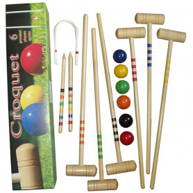 Kroket - 6 hráčů