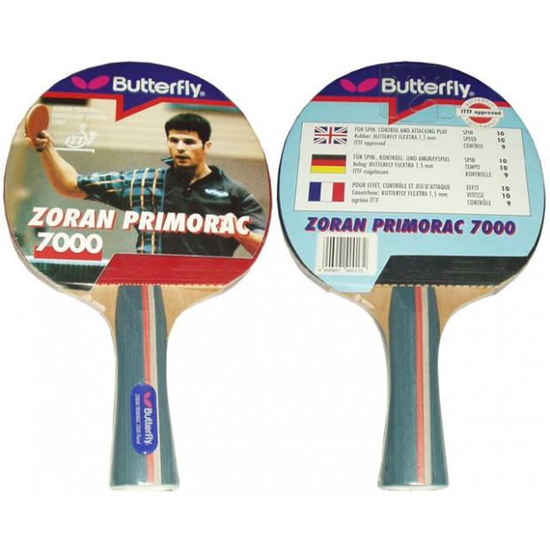 Raketa na stolný tenis Butterfly Z. Primorac 7000