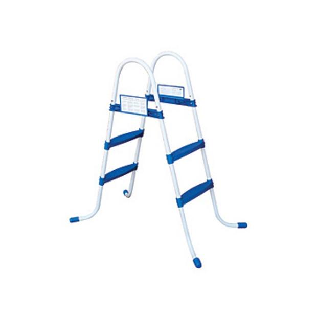 Schodíky do bazéna Bestway s výškou 91 cm