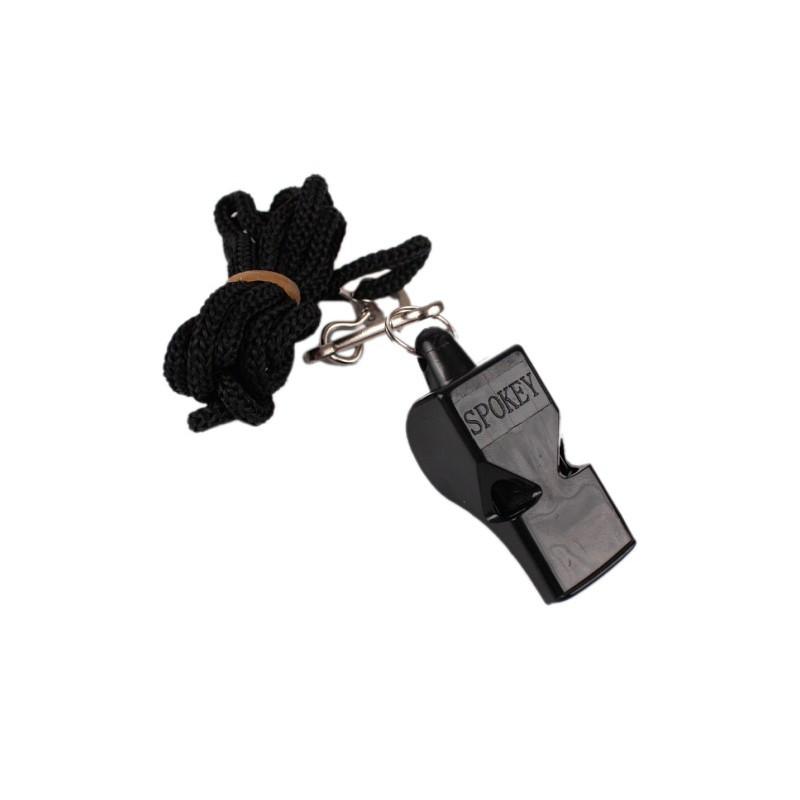 MAYDAY-Píšťalka plastová černá