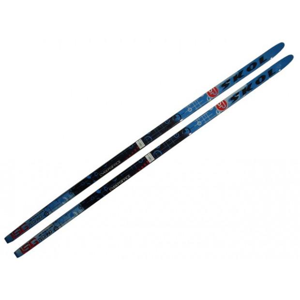Bežky TECHNO Skol dĺžka 150 - 170cm