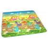 Detské piknikové deky a puzzle podložky s farebnými motívmi